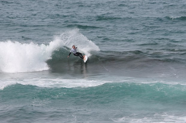 Cutback at the Ray Richards Memorial Contest