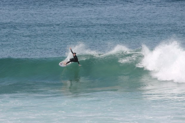Gull Wing Cutback