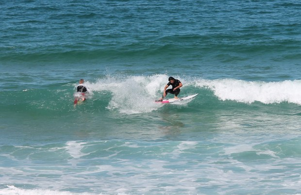 Merewether Beach 9th Sept