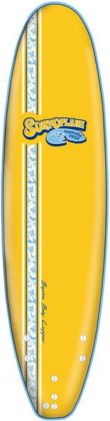 Byron Bay Logger 7ft Mustard